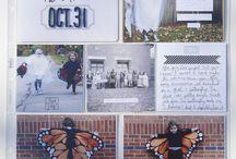 Creative Team Inspiration / Project Life layouts from the Becky Higgins Creative team.  Project Life, Digital Project Life, and the Project Life App. / by Becky Higgins LLC