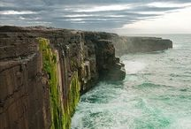 Travel to Ireland / Dreams and travel ideas & tips for a trip to Ireland. Bucket list!