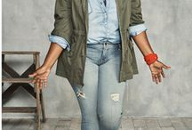 Plus Size Outfits / Plus size outfits, ideas, something for everybody. Casual urban or classic wearers alike!