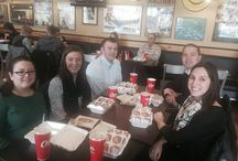 Raising Cane's Gives Back / Raising Cane's in Lexington, Richmond, and Nicholasville, KY gave 20% of their sales to the 2014 GoodGiving Challenge. #RaisingCanes #GoodGivingChallenge