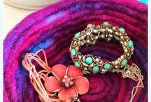 Craft & DIY: Fibers / Creating with fibers