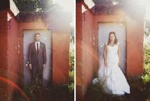 Bride and Groom Posing & Inspiration