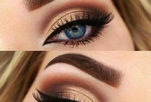 Maquillaje de belleza