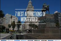 Travel - Uruguay, Montevideo