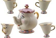 Porcelanas e louças