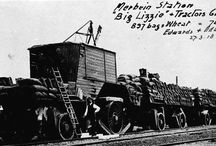 Early Road Trains -some powered Renard trains / Looking for early metal wheeled road trains. Some, but not all, will be powered with the Renard system