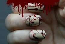 Halloween Nails / by Amy Metzler