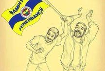 2013-2014 sezonun Şampiyonu Fenerbahçe