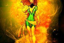 Jean Grey/ Phoenix/ Dark Phoenix