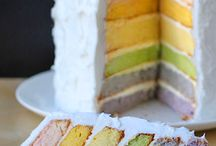 Layer cakes and cake rolls / cakes and cake rolls