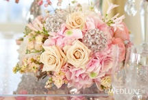 Wedding floral / by Michelle Volkmer