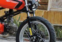 - Motorbikes -