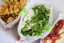 Freeze ahead meals