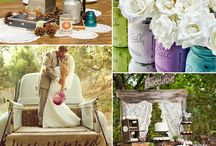 Rustic Natural Wedding Decoration