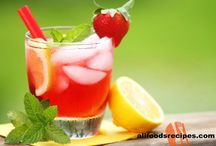 LEMONADES / Lemonades - This features all the lemonades enlisted in the categories that will make you feel hungry. Yum up your life with lemonades.