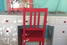 furniture refinishing and design / custom furniture refinishing and design  / by Jennifer Baldwin