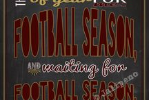 FSU Football / by Rachel Mclean