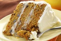 Carrot Cake - Recipes