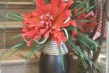 Flores / Decoración con flores