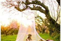 Beautiful Tipi Boudoir