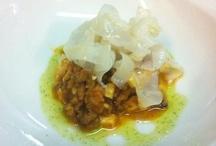 Menú desembre 2012 / by Restaurante Ca la Maria