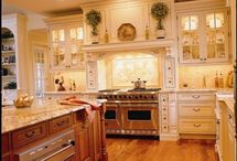 Kitchens & Stuff / by Sue Kauffman
