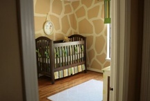 Nursery Ideas / by Brandy Sterr