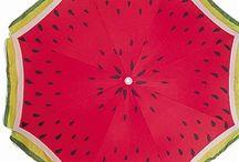 Beach Garden Umbrellas