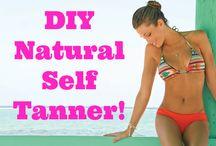 DIY Cosmetics & Skincare / DIY Natural organic Cosmetics & Skincare