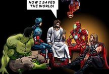 ❤️️ Marvel ❤️️
