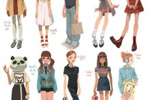 Clothes, outfit ideas