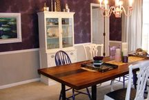 Dining spaces