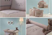 Nueva Temporada 2015 en ropa de cuna / A continuación puedes descubrir las nuevas colecciones y las tendencias en vestiduras para ropa de cuna, minicunas, moisés y sus respectivos complementos.
