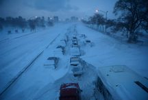 Chicago Winter / Snow in Chicago. From the incredible 1967 storm to the blizzard of 2011 and beyond - cool shots from the Tribune and our readers.