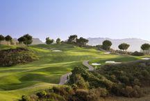 Golf Courses Spain - Costa del Sol