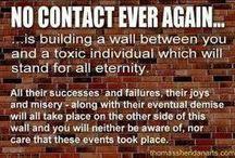 NO Contact!