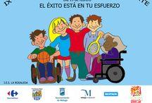 IX FERIA DEL OCIO ACCESIBLE Y DEL DEPORTE ACCESIBLE 2015 / Feria de diversas actividades y juegos interactivos de un día de duración.