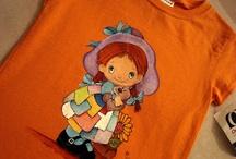 Pintura Textil / by Noly Gil