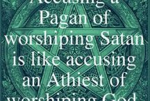 Pagans and Witches, Oh My!