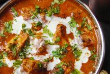 authetic butter chicken