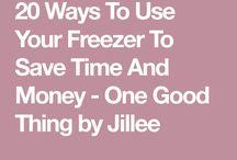 freezer corner