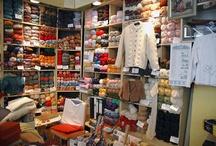 Yarn Shops Around the World / by Lena Margulis