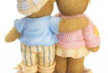 Cherished Teddies / by Angela Handy-Shtohryn
