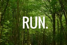 Running / Running inspiration.