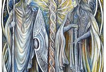 Quendi / Elves of Middle-earth.