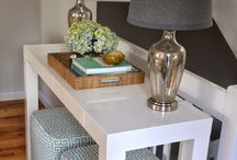 столы и комоды