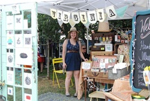 Booth inspiration/Craft show tips / by Niveen Iskandar