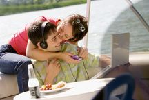 Boat Kiss / A kiss is the most meaningful and emotionally expressive in all of man's actions and gestures. It serves people to keep each others relationship and intimacy or heals pain and ease anguish.