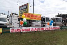 Our RV's / We deal in used and new RVs. Located in Summerfield, FL near Ocala  and the Villages of FL.