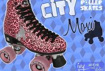 Roller Skates/Fitness / by Jennifer Soto